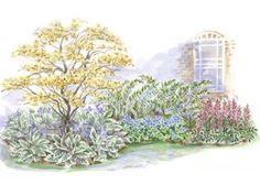 No-Fail Shade-Garden Plan