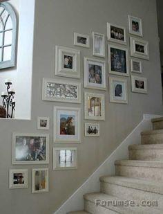 Fotoğraf galerisi duvar dekorasyonu