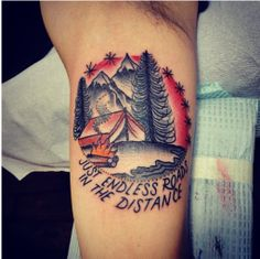 Mountains tat by 'Losing shape'