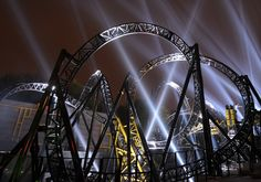 So I went to Alton Towers in October and I didn't get to go on smiler (I went on Nemesis , Oblivion, Rita and Sonic Spinball tho) but I found out dat I'm going again in July with my scouts and I will get to ride it then and I can't wait!