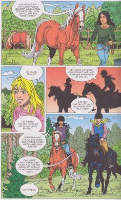 Lena Furberg horses