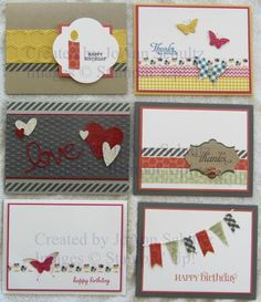 Washi Tape Group 1 by jreks - Cards and Paper Crafts at Splitcoaststampers