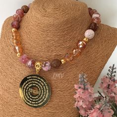 Collar by Luz Marina Valero