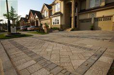 #stone #driveway #interlocking #mecontracting