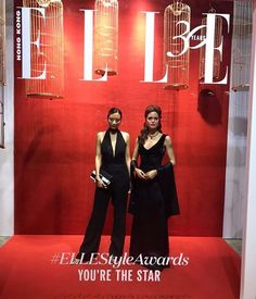 Its @cindiddy with Angelina Jolins wax figure at our photo booth @cindiddy #ellestyleawards via ELLE HONG KONG MAGAZINE OFFICIAL INSTAGRAM - Fashion Campaigns  Haute Couture  Advertising  Editorial Photography  Magazine Cover Designs  Supermodels  Runway Models