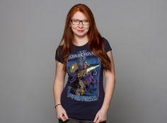 StarCraft II Retro Protoss T-Shirt