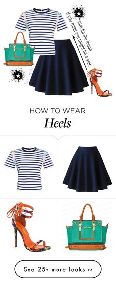 """""""A star"""" by rebeccaespada on Polyvore featuring Privileged, Tanya Taylor and yeswalker"""
