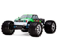 RedCat Racing Avalanche XTR 1/8 Scale Nitro Monster Truck-New-Free Shipping