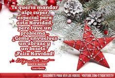 Felicitaciones de navidad personalizadas gratis