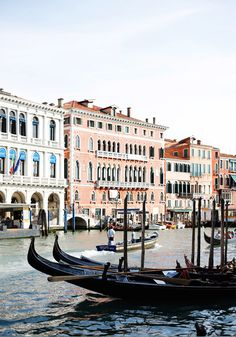 Let the iconic water streets of Venice inspire your next travel journey. From gondolas and artwork to stunning architecture and historic sites, what's not to love about this historic Italian city?