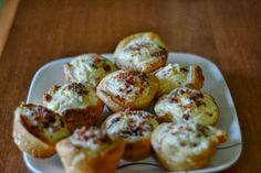 Élan : Tasty Tuesday || Breakfast Bacon Quiche Tarts