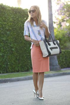 Damsel in Dior Blog