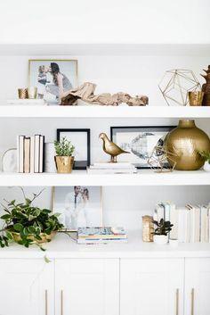 239 Best Styling Bookshelves images in 2019 | Bookshelves ...