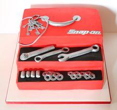 Toolbox Cake - Sweetie Darling Cakes