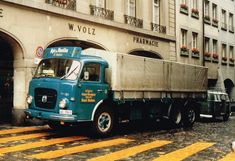 Vehicles, Bern, Trucks, Tractor, Truck, Rolling Stock, Vehicle, Tools