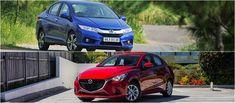 Honda City 2016 và Mazda 2 2016 là hai dòng xe hấp dẫn hướng đến những khách hàng trẻ tuổi yêu thích kiểu dáng thể thao, khả năng vận hành thú vị.