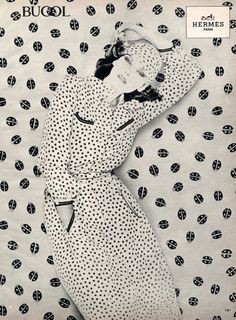 Hermès (Couture) 1977 Fashion Photography