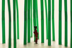 mayahan:   Japanese Artist Tatsuya Tanaka Creates... - だんぼら