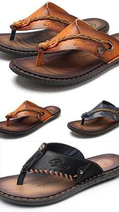 Garten Schuhe Hausschuhe Sandalen Flacher Absatz Sommer Strandsandalen Männer