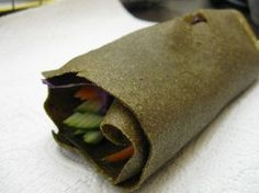 Raw Zucchini Wraps (yields 2-4)    1 large zucchini, chopped  1 cup water  3/4 cup flax seeds  1/3 tsp salt  Dash pepper