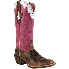 10006303 Women's Crossfire Western Ariat Boots