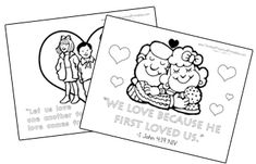 Bible Coloring Activity Books