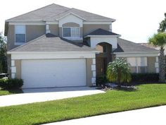 Beautiful 5 bedrooms & 4 bathrooms home with a large south facing pool.  Rent a luxury Villa in Kissimmee.  http://www.homeaway.com/vacation-rental/p3511581