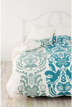 Scandinavian print... love this look!