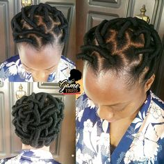 OLORI is another perfect choice for the weather. We're taking bookings for January. Give us a call today on 0703 440 Send us a… Ethnic Hairstyles, Dreadlock Hairstyles, African Braids Hairstyles, Girl Hairstyles, Braided Hairstyles, Hairstyles Pictures, Hair Pictures, Natural Hair Braids, Braids For Black Hair