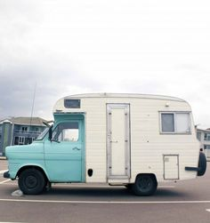 Ford transit mk1. a lovely classic van. I have been in one of these http://www.motorhome-travels.co.uk/