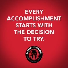 Spartan Race - The Most Challenging Obstacle Racing Series on Earth! Spartan Race Training, Spartan Workout, Fitness Quotes, Fitness Motivation, Workout Quotes, Daily Motivation, Spartan Quotes, Spartan Trifecta, Spartan Logo