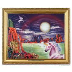 https://mcphee.com/collections/unicorns/products/unicorn-dreams-oil-painting