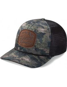 Dakine Round up trucker cap - camo