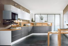 Trend  K che in Anthrazit Eckk che dyk kuechen de K chen in Anthrazit Pinterest Room interior Kitchens and Interiors