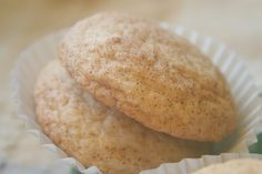 Use your one cup of starter to yield dozens of these cinnamon-sweet Amish Friendship Bread snickerdoodles.