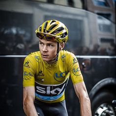 Chris Froome Stage 17 Tour de France 2016