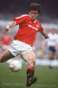 Mark Hughes, Manchester United Player of the Year 1990/91