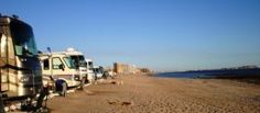 RV park on the beach at Rocky Point, Puerto Penasco, Baja California – I didn't realize how very popular hiking and camping was with Mexicans, and how people within the larger cities so much being able to appreciate greener spaces. Camping and hiking and exploring the wilderness are quite popular in Mexico.