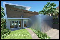 CONTEMPORARY HOUSE | Chris Clout Design