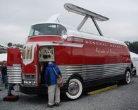 Futurliner No. 10 to go on National Historic Vehicle Register, finds permanent home