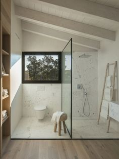 Is your home in need of a bathroom remodel? Give your bathroom design a boost with a little planning and our inspirational bathroom remodel ideas Bad Inspiration, Bathroom Inspiration, Interior Design Inspiration, Decor Interior Design, Design Ideas, Interior Ideas, Design Trends, Design Interiors, Furniture Inspiration