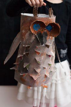 diy paper lantern by elsestyle.nl