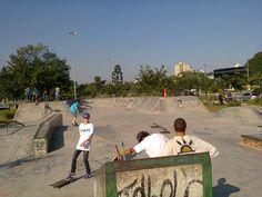 Pista de skate Tiquatira na Penha (São Paulo - SP)