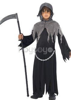 8e7d7cd99a Disfraz de la muerte para niño en HoySoy.es Los Mejores Disfraces