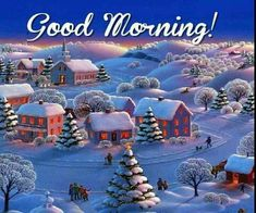 Good Morning Winter, Good Morning Christmas, Good Morning Happy Saturday, Good Morning Gif, Sunday Quotes Funny, Morning Love Quotes, Winter Quotes, Winter Images, Thing 1