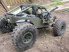 Wraith Picture Archive - No talking - Page 16 - RCCrawler Cj Jeep, Jeep Truck, Buggy, Cool Trucks, Big Trucks, Custom Trucks, Custom Cars, Diy Go Kart, Rc Rock Crawler
