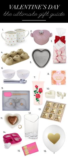 valentine's day gifts for everyone!