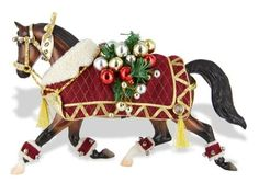 2011 Holiday horse Winter Belle