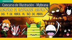 Concurso de Ilustración Asiática. - Colectivo Bicicleta | Ilustración, Artes Visuales y Creatividad Grafica