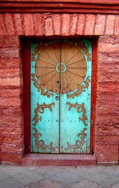 Querétaro, Mexico door